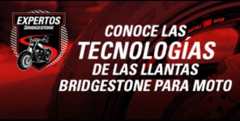Conoce las tecnologías de las llantas Bridgestone para moto