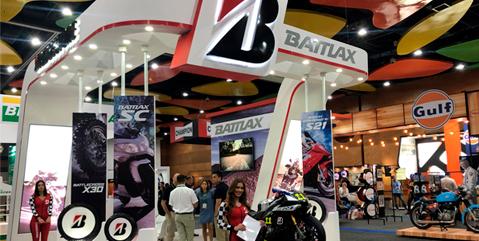 Bridgestone participa por segundo año consecutivo en la Feria de las 2 ruedas